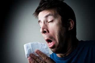 Green tea allergy