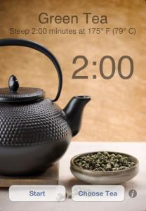camellia tea timer app 1