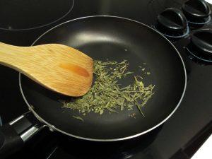 Roasting bancha