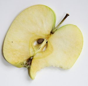 oxidation apple