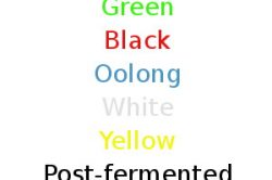 Asian Tea Classification: Why Their Colors Don't Match Ours