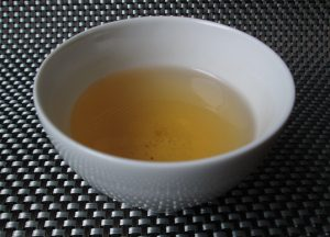 Brewed kyobancha from obubu