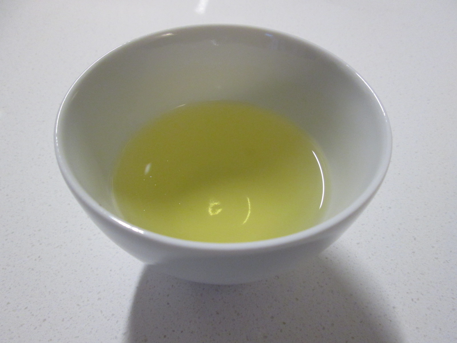Ice brewed gyokuro