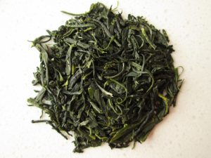 Kuma green 1228 tea leaves