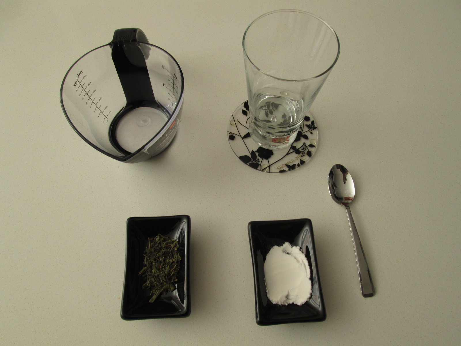 Green tea mouthwash 2