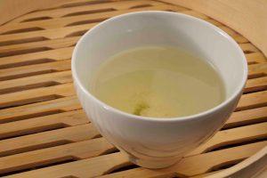 Postcard Teas Hijiri Sencha brewed