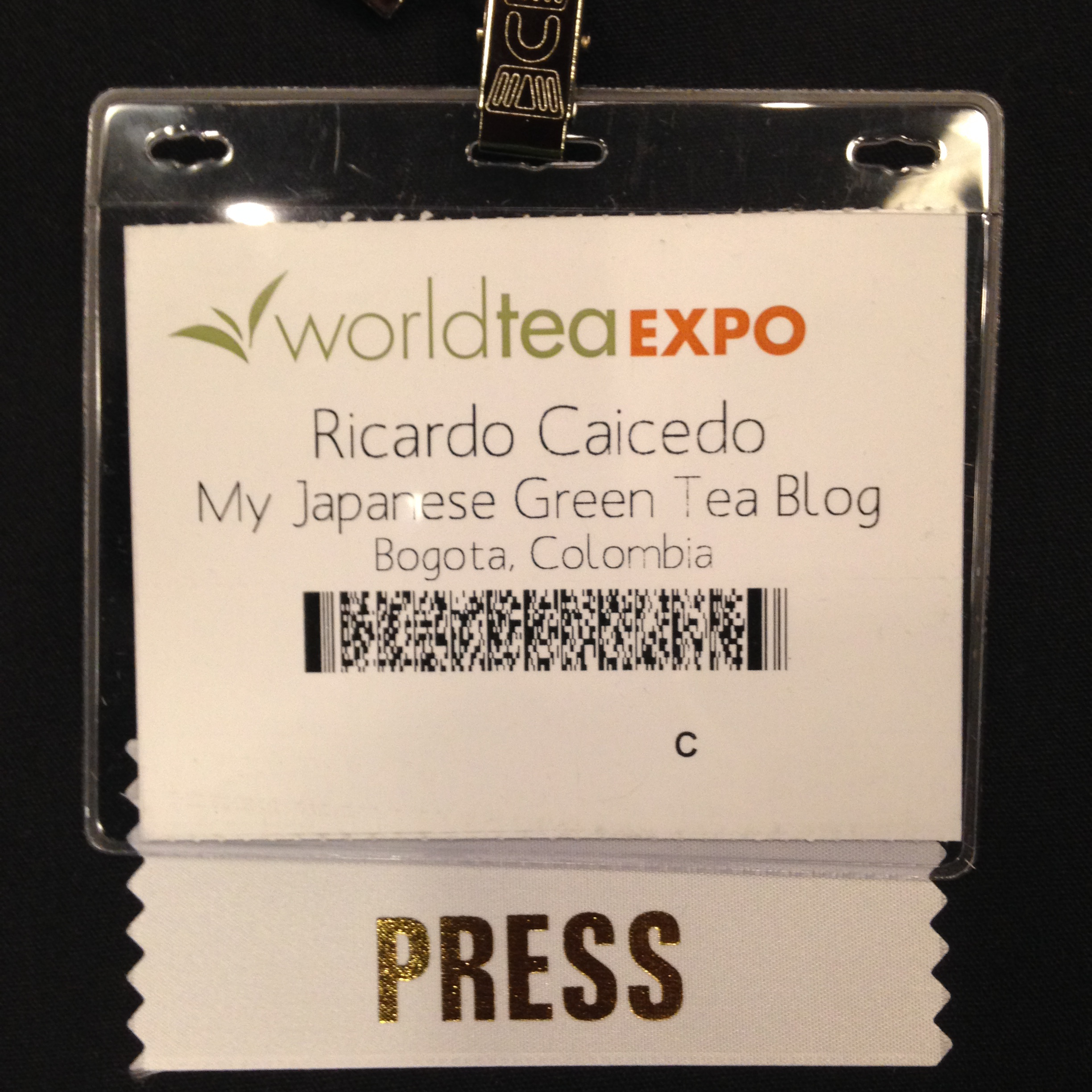 World Tea Expo 2015