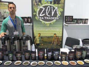 Zen Tea Traders at WTE15