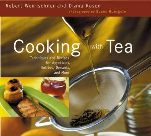 Cooking with tea book review