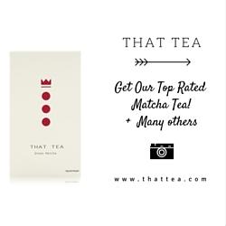 That Tea