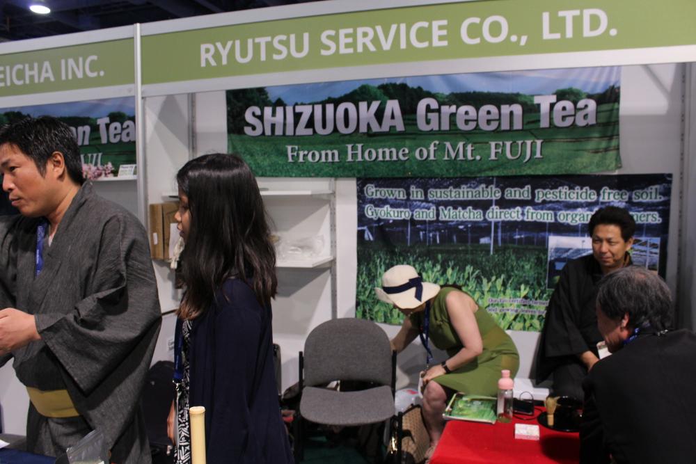 Ryutsu Service at WTE2016