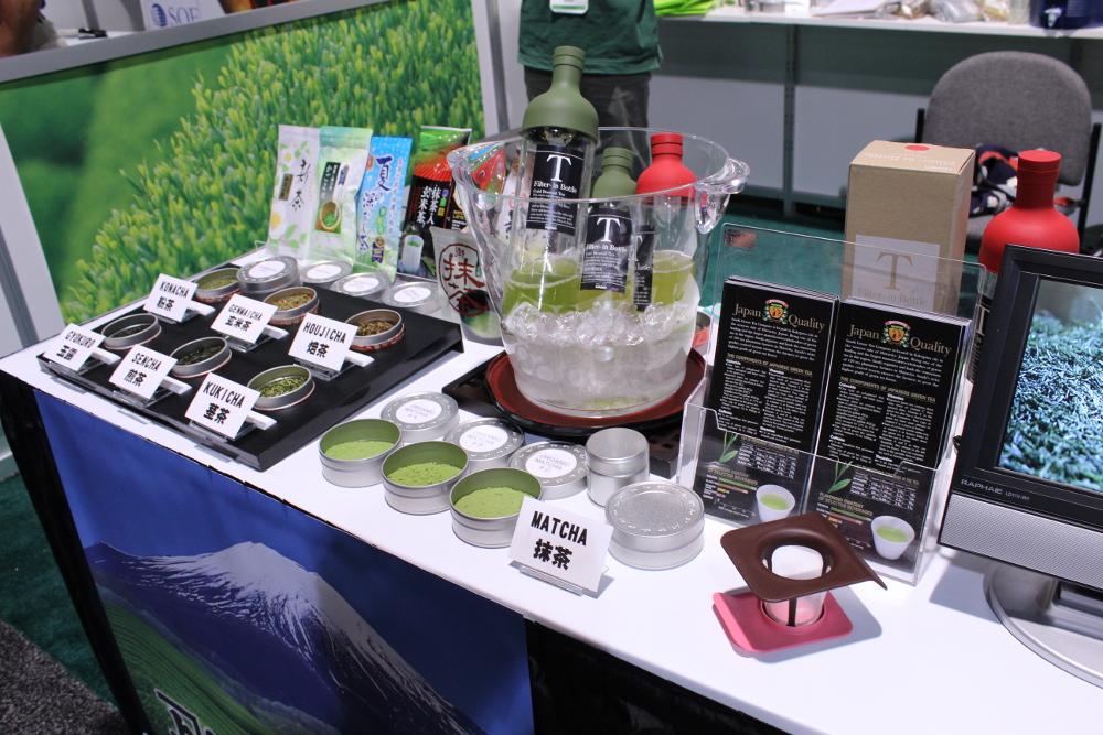 Sasaki Green Tea Company at WTE2016