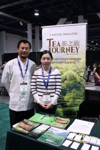 Tea Journey at WTE2016