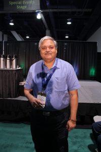 Rajiv Lochan at WTE2016