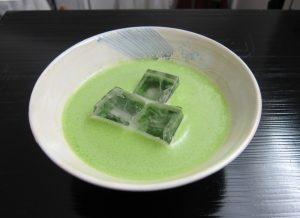 How to make iced matcha