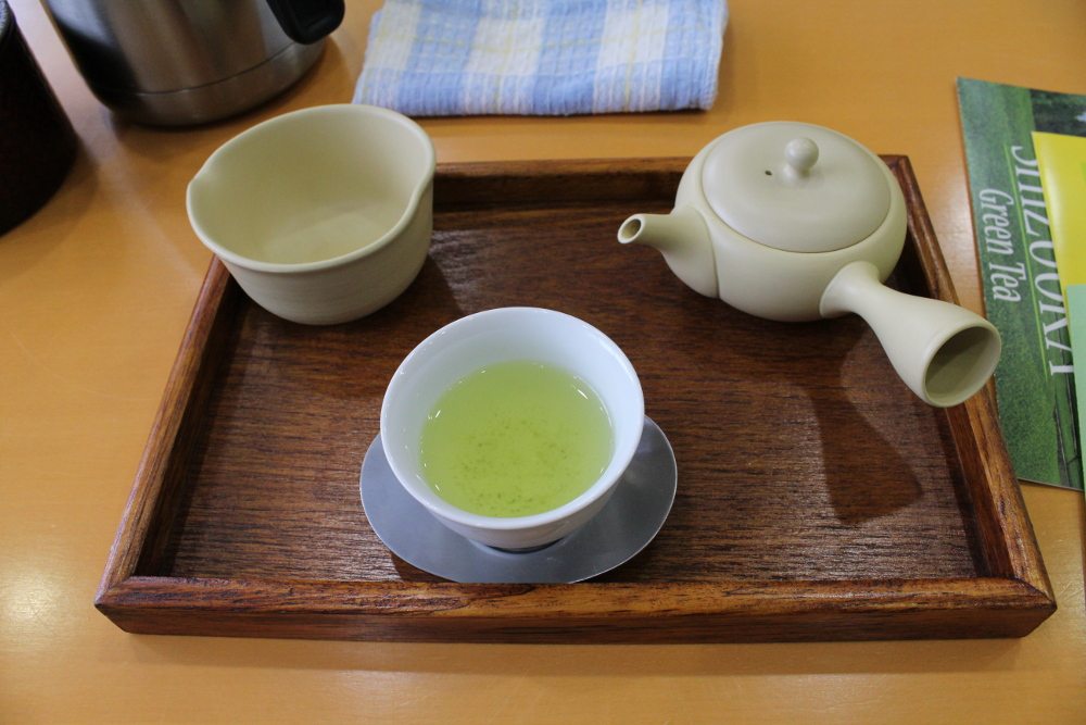 sencha at O-Cha Plaza