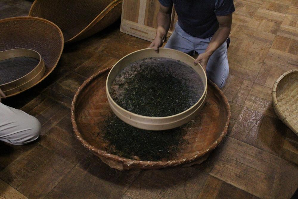 sieve for tea leaves