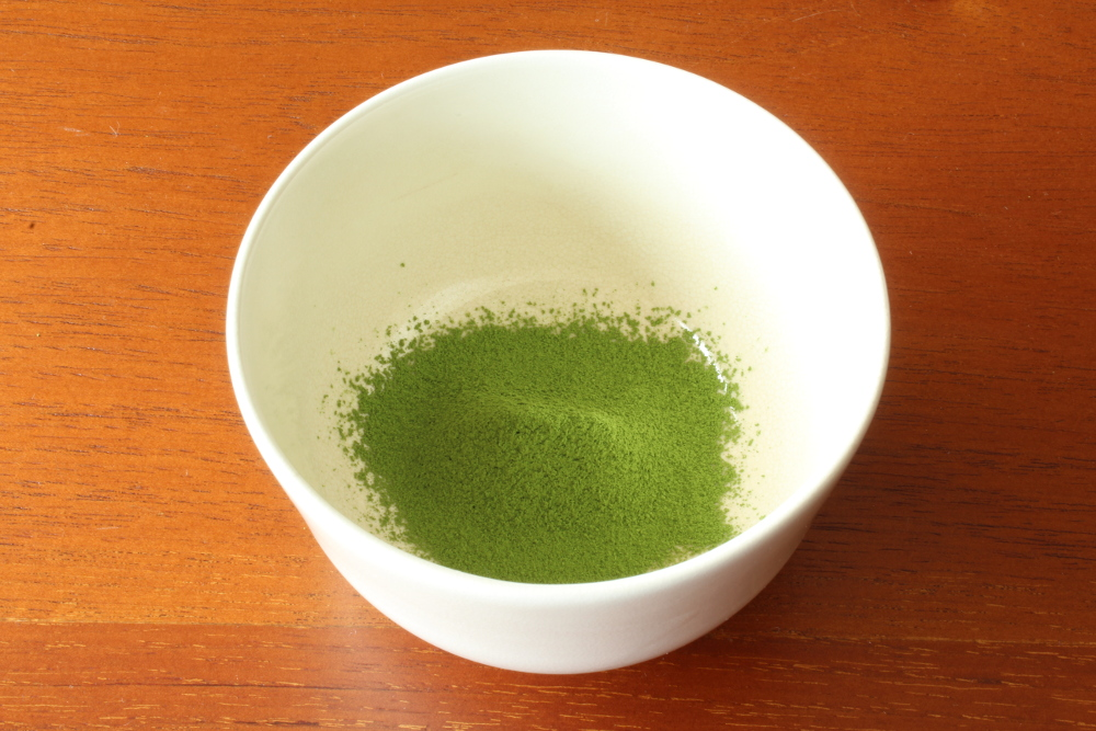 amount of matcha for koicha