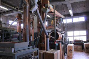 machinery at Yamahachi Maeda Koutarou Shouten