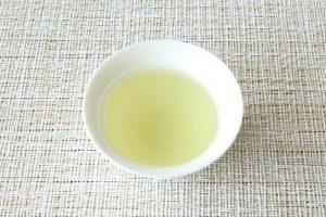 Rihouen Tea Z1 sencha brewed
