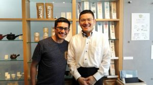 Yoshi Watada at Chachanoma