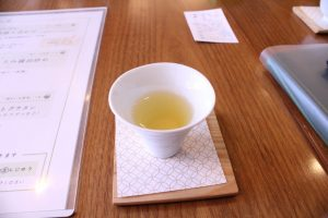 first infusion at Chachanoma