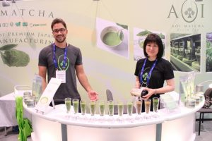 Aoi Matcha at WTE2017