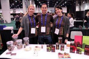 Infusions by Charlie and Sam's at WTE2017