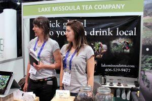 Lake Missoula Tea Company at WTE2017