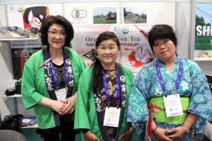 Nihon Nosan at World Tea Expo 2017