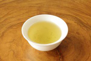 Sakamoto Organic Tea LLC gyokuro brewed