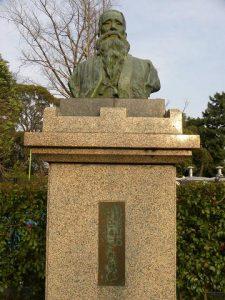 Sugiyama Hikosaburo statue