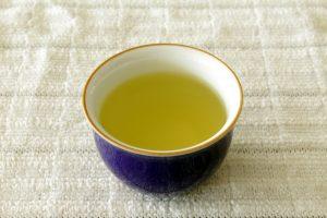 Teabento Pika Cha brewed