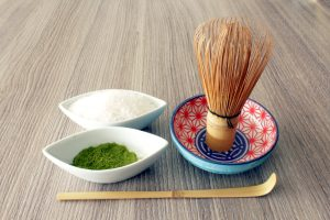 matcha syrup ingredients